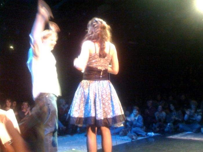 Ryan Barlow being crowned as Philly's best storyteller 2008